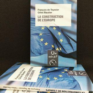 Cet ouvrage part dune ide simple: pour comprendre la construction de lEurope, il faut rflchir...