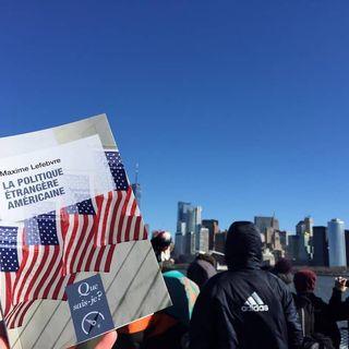 [En librairie] La politique etrangere americaine de Maxime Lefebvre  Exceptionnels, les Etats-...