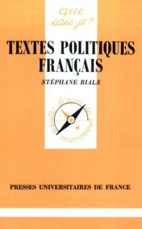 Textes politiques français