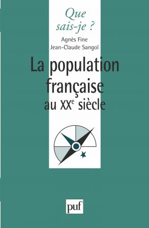 La population française au XXe siècle