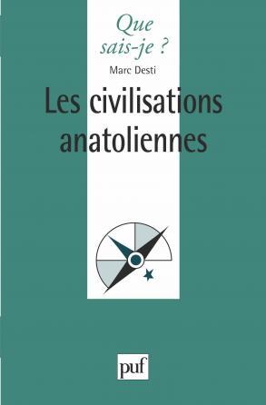 Les civilisations anatoliennes