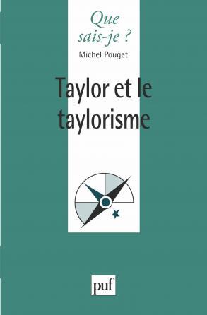 Taylor et le taylorisme