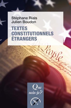 Textes constitutionnels étrangers
