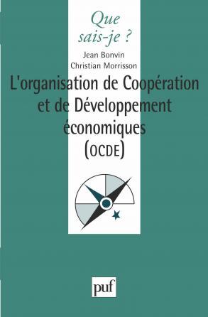 L'organisation de coopération et de développement économiques