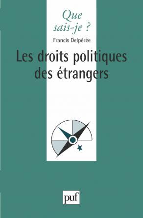 Les droits politiques des etrangers