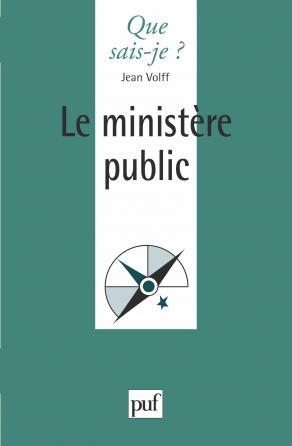 Le ministère public