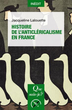 Histoire de l'anticléricalisme en France
