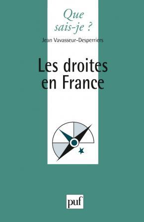 Les droites en France