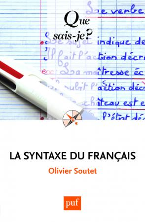 La syntaxe du français