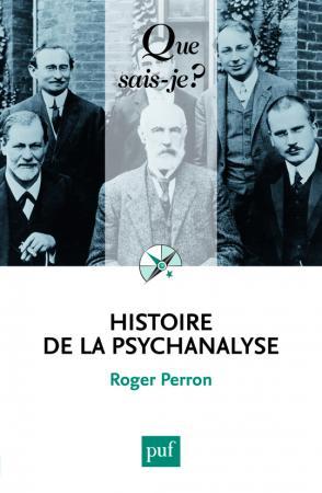 Histoire de la psychanalyse