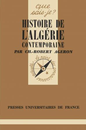 L'histoire de l'Algérie contemporaine