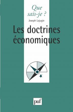 Les doctrines économiques