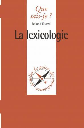 La lexicologie