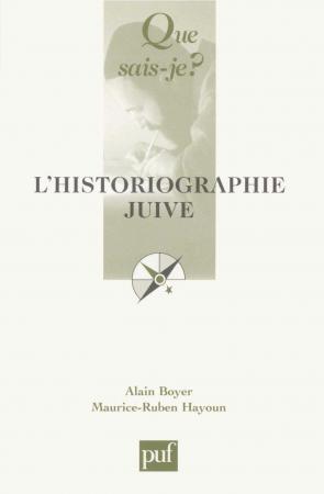 L'historiographie juive