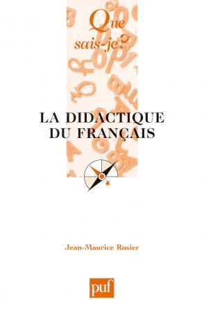 La didactique du français