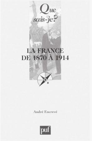 La France de 1870 à 1914