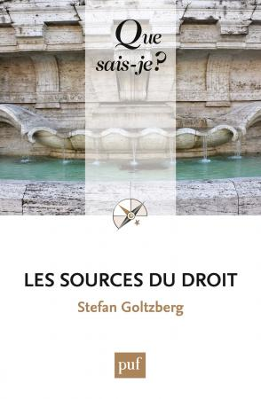 Les sources du droit