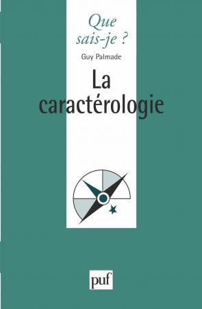 La caractérologie
