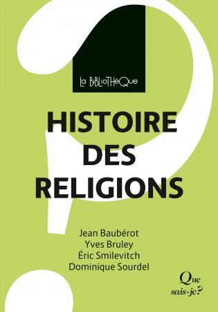 Histoire des religions