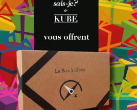 Nouveau concept - La box à idées