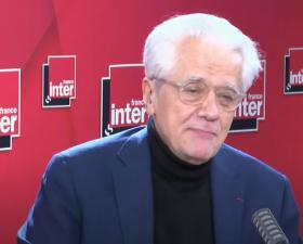 "Pascal Perrineau : ""Lorsque la France se porte mal, le Rassemblement national se porte bien"" - France Inter"