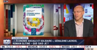 Les livres de la dernière minute : L'économie sociale et solidaire - BFM Business
