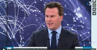 « Internet : Emmanuel Macron ne veut pas laisser le champ libre aux GAFAM » - France 3