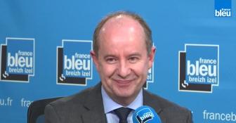 Jean-Jacques Urvoas, la vie après la politique - France Bleu