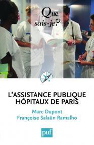 L'Assistance publique - Hôpitaux de Paris