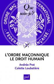L'ordre maçonnique le Droit Humain