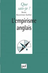L'empirisme anglais