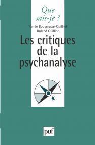 Les critiques de la psychanalyse