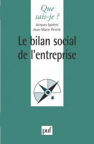 Le bilan social de l'entreprise