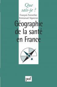 Géographie de la santé en France