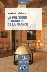 La politique étrangère de la France